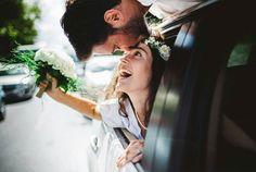 BeyazBegonvil: Pelin Akil ve Anıl Altan Evlendi