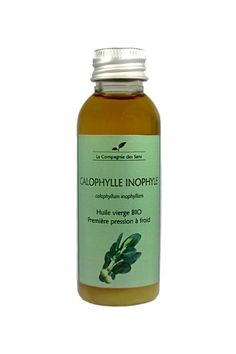 Acné, varices & couperose, une même solution : l'huile végétale de Calophylle Inophyle BIO !
