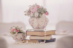 South Wales Florish Blush Floral Art Wedding Centrepieces_017