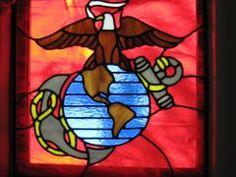 United States Marine Corps Eagle Globe and anchor