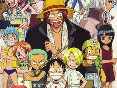 One Piece Kiddies
