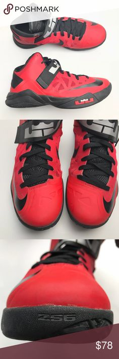 c50d1a306b24f7 Zoom Soldier VI Mens Basketball Shoes 525015-600 Zoom Soldier VI Mens  Basketball Shoes 525015