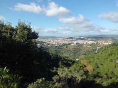 View of Nuoro