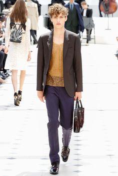 Burberry Spring 2016 Menswear Fashion Show - Serge Rigvava