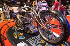 International Motorcycle Show Long Beach 11/14-15/14