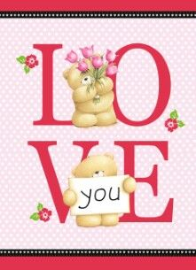 LOVE YOU FOREVER FRIENDS