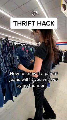Diy Clothes Life Hacks, Teen Life Hacks, Clothing Hacks, Diy Party Clothes, Diy Fashion Hacks, Fashion Tips, Jeans Fashion, Best Hacks, Amazing Life Hacks
