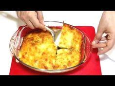 Dovlecei cu ouă și iaurt, la cuptor - Cea mai bună rețetă de dovlecei - YouTube Yogurt, Good Food, Veggies, Good Things, Vegan, Cooking, Recipes, Foods, Zucchini