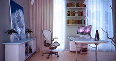 Modern office - fine photo