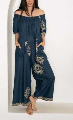 Linen Dress Pattern, Jumpsuit Pattern, Dress Sewing Patterns, Casual Fall Outfits, Summer Outfits Women, Chic Outfits, Fashion Pants, Boho Fashion, Fashion Dresses
