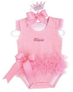 Birthday Clothes For Baby Girls