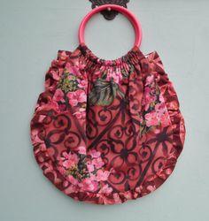 Vintage 1960s Handmade Bag Purse Handbag by SoMuchFrippery on Etsy
