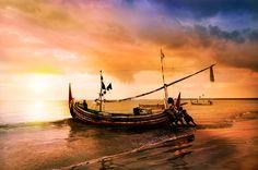 Sunset cruise in Bali #Asia #travel