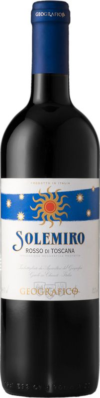 Solemiro Rosso IGT - salute.pl