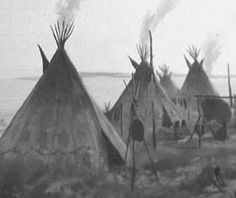 TIPIS of the Comanche. Comanche Indian Attacks In Central Texas History Were Insidious In 1858 | Unfortunately many of them were perpetrated by greedy white men posing at Indians.  The Indian was an easy scapegoat for any problem the settlers where having.