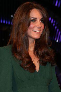 Kate Middleton, Duchess Of Cambridge's Hairstyles through 2012