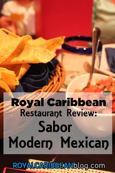 It's hard to go wrong at Royal Caribbean's Sabor Modern Mexican restaurant and bar. Made-in-front-of-you guacamole and cultural drink options that perfectly complement the divine menu make Sabor a must try for travelers on Freedom of the Seas.