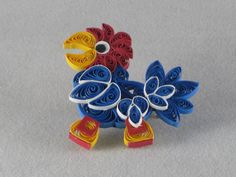 University of Kansas Jayhawk Pin by QuillPaperTreasures on Etsy, $15.00