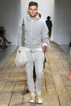 Greg Lauren Spring Summer 2016 Primavera Verano - #Menswear #Trends #Tendencias #Moda Hombre - New Yoek Fashion Week - Male Fashion Trends Male Fashion Trends, Mens Fashion Week, Fashion Week 2015, Fashion Sense For Men, Sport Fashion, Boy Fashion, New York Fashion, Fashion 101, Urban Fashion