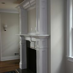 Fireplace Molding Ideas We Specialize In Moldings Installation Crown Casing Trim