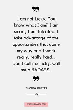 8 Shonda Rhimes Quotes That Will Inspire You to Chase Your Dreams This Week | Jonnie March