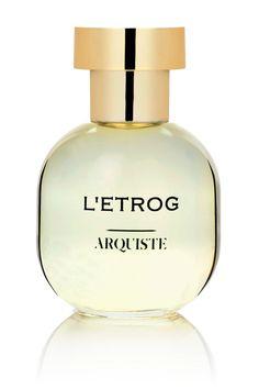 El templo de los perfumes nicho / L'Etrog, de Arquiste, marca del mexicano Carlos Huber.