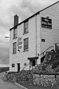 Ship Inn, Porthleven, Cornwall.