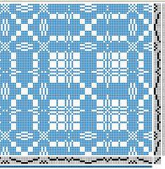 Weave-Away blog Oct 10, 2011  interesting 4 shaft patterns here