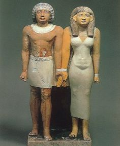 Egyptské výtvarné umění
