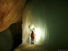 Thought the ice caves in Austria were going to kill us! There must have been 4,000 steps.