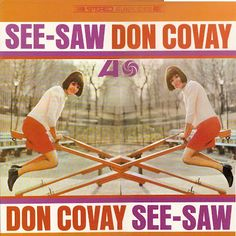Don Covay * See-Saw #LP #cover