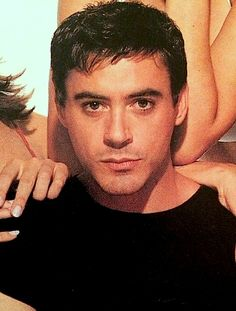 A Robert Downey Jr. Good Night Good Luck, Robert Downey Jr Young, Natural Born Killers, I Robert, Super Secret, Iron Man Tony Stark, Downey Junior, Special People, Man Alive