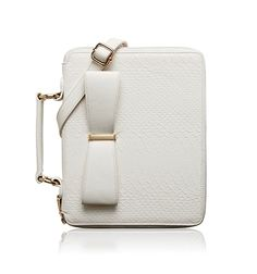Forever New iPad Case- the monochrome luxe accessory. A great way to incorporate a trend is by accessorizing accordingly Monochrome Fashion, Kate Bosworth, Festival Looks, Forever New, New Ipad, Alexa Chung, Ipad Case, Summer Fun, Madness