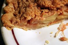 Cooking Classy: Crumble Apple Pie