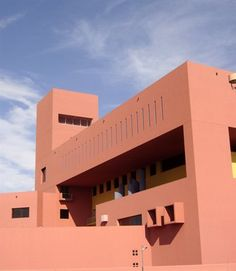 RIP Ricardo Legorreta, a great Mexican architect.