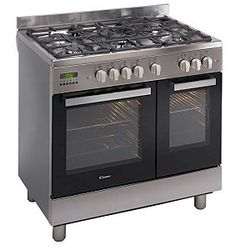 Candy affordable 90cm Range Cooker - from only £750.  Read more:  http://www.ukhomeideas.co.uk/ideas/kitchen/range-cookers/candy-launches-affordable-90cm-range-cookers/