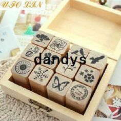 Wholesale Stamps - Buy /Journey Post Mark Wooden Stamp Set/DIY Stamp/wood Stamp/gift Stamp Set, $4.32 | DHgate
