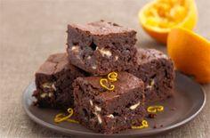40 easy tray bake recipes - White chocolate and raspberry blondies - goodtoknow