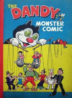 Dandy comic 1948