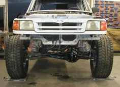 25 Best Bronco II frame with Ford Ranger cab off road toy