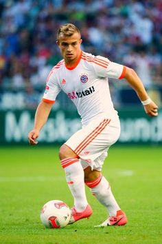 Xherdan Shaqiri - FC Bayern Muenchen