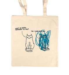 Gemma Correll totes    Gemma's such an absolute genius! We really adore her illustrations, they never fail to crack us up.