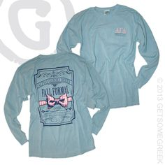 ALPHA GAMMA DELTA CUSTOM GROUP ORDER!! BOW TIES, ALPHA GAMS, AND LONG SLEEVES! WHAT MORE COULD YOU WANT!?