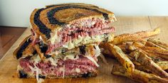 The Reuben: Excellent Use for That Leftover St. Patty's Day Corned Beef