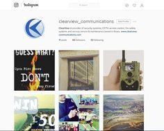 Why not start networking and follow our all-new Instagram account!