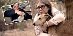 #SulakshmiDasgupta – The savior of #straydogs