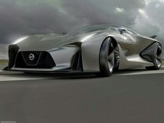 "Nissan builds ""Gran Turismo"" concept car in real life KA"