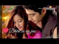 Ehsaas tere or mere to ek dooje se jud rhe love song for whatsapp status - YouTube