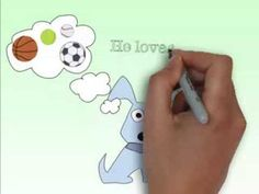 How to make sketch videos - The sketch/doodle video you see here is a video that I put together in about 15-20 minutes my first time using the Easy Sketch Pro sketch/doodle/cartoon video software. Great for marketing and sales videos, and its cheaper than VideoScribe.  #sketch #doodle #videos #videoscribe