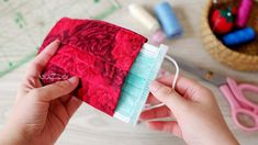 Are you running out of surgical mask? You may wanna try this DIY face mask cover creative face mask ideas to extend the life of your surgical mask. Learn how to make face mask cover and how to… Easy Face Masks, Diy Face Mask, Sewing Patterns Free, Free Pattern, Free Sewing, Make Tutorial, Pin On, Pocket Pattern, Diy Mask